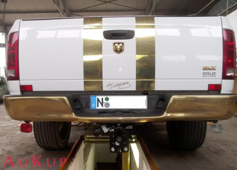 Anhängerkupplung Dodge Ram PickUp 1500, 2500, 3500 - Aukup