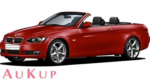 anh ngerkupplung bmw 3er cabrio e93 aukup kfz. Black Bedroom Furniture Sets. Home Design Ideas