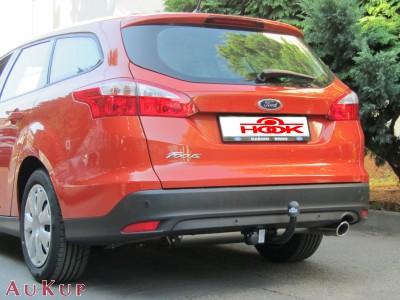 Anhängerkupplung Ford Focus - Aukup