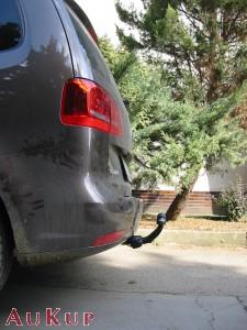 13pol E-Satz spezifisch HOOK ANHÄNGERKUPPLUNG abnehmbar passend für VW Touran I