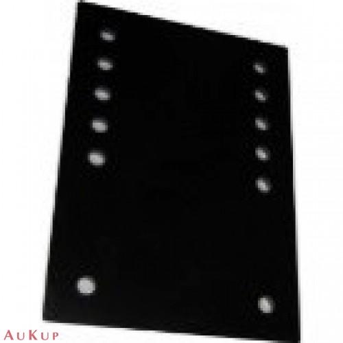rsterplatten zur h henverstellung der anh ngerkupplung f r. Black Bedroom Furniture Sets. Home Design Ideas