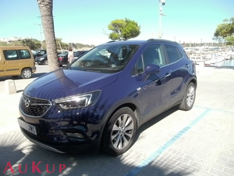 Für Opel Mokka auch Mokka X ab 12 Anhängerkupplung starr+E-Satz 13p spez