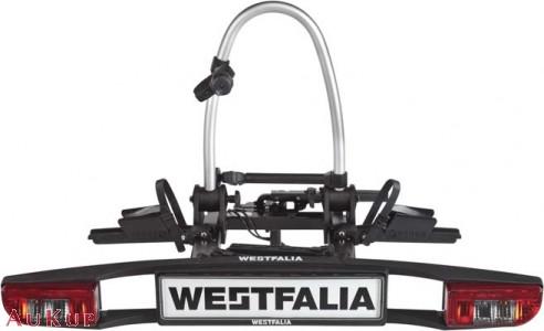 fahrradträger auf anhängerkupplung westfalia bc80 - aukup kfz