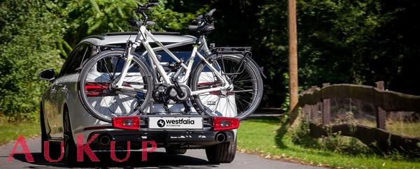 fahrradtr ger anh ngerkupplung westfalia bikelande aukup. Black Bedroom Furniture Sets. Home Design Ideas