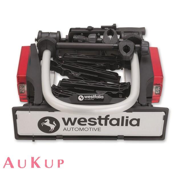 fahrradtr ger westfalia bikelander auf ahk aukup kfz. Black Bedroom Furniture Sets. Home Design Ideas