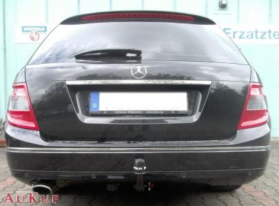 Anhängerkupplung AHK für Mercedes W204 C-Klasse 2007-2014 /& E-Satz 7-Polig
