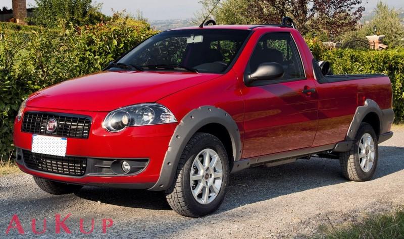 Für Fiat Strada 07.2006-jetzt AUTO HAK Anhängerkupplung starr 13polig Neuware