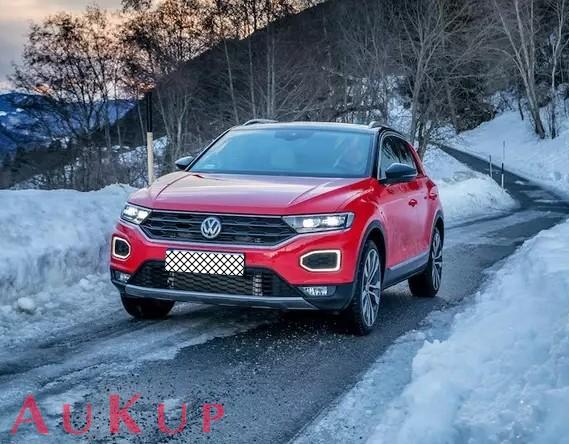 Abnehmbare Anhängerkupplung für VW T-Roc Cabrio 03.2020-jetzt Typ AC7 Westfalia