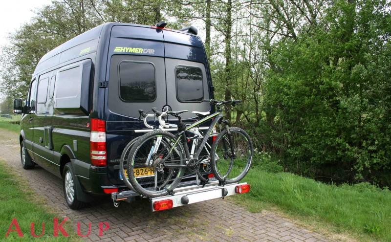 fahrradtr ger schwenkbar mercedes sprinter aukup. Black Bedroom Furniture Sets. Home Design Ideas