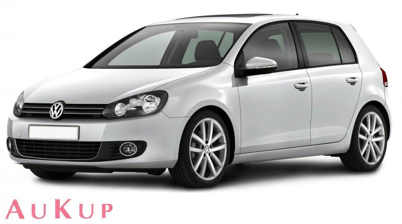 Anhängerkupplung VW Golf 6 - Aukup