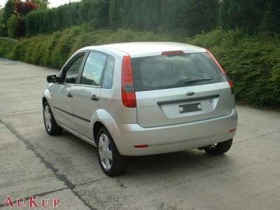 Anhängerkupplung Ford Fiesta 5 - Aukup